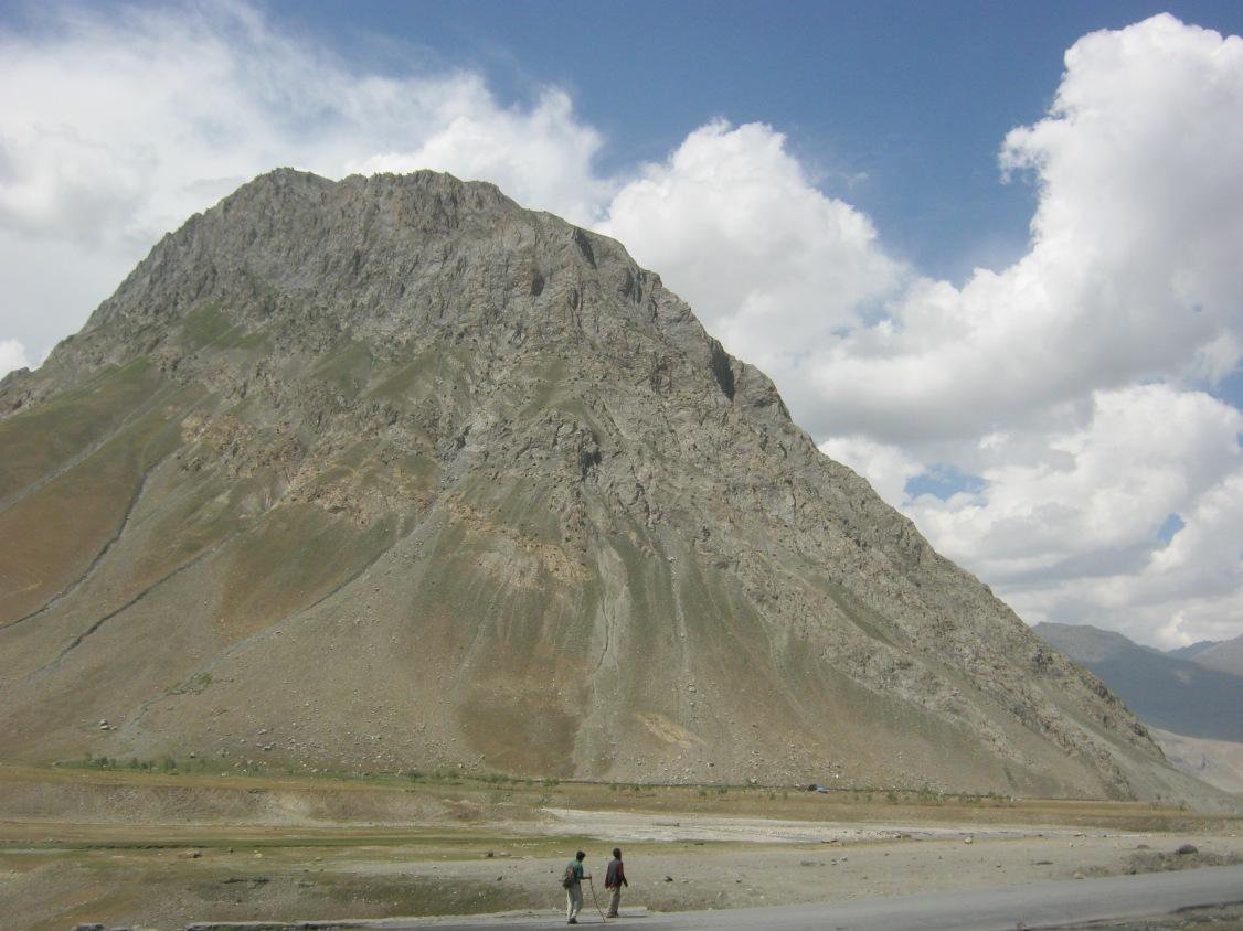 Pegunungan di Jammu dan Khasmir